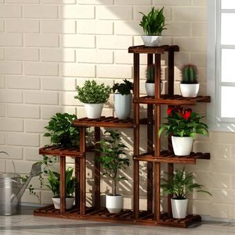 Freeport Park Altieri Free Form Multi Tiered Plant Stand Reviews Wayfair