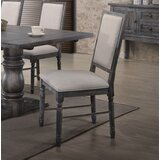 Ahrens Side Upholstered Dining Chair (Set of 2) by One Allium Way®