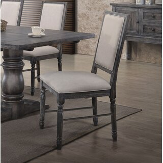 Ahrens Side Upholstered Dining Chair (Set of 2) by One Allium Way SKU:DC310175 Check Price