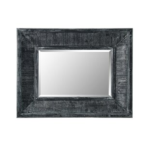 Gracie Oaks Georgeanna Transitional Urban Farmhouse Accent Mirror