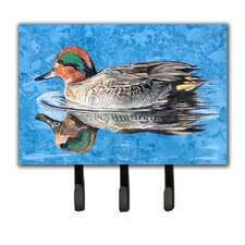 Duck Leash and Key Holder by Caroline's Treasures