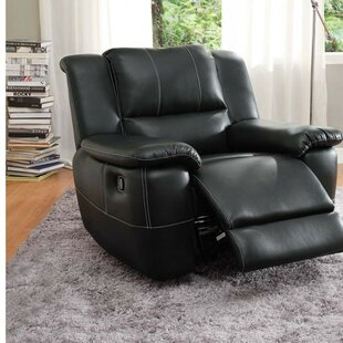 Red Barrel Studio Hartzog Manual Glider Recliner