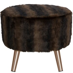 Macclesfield Round Ottoman by Mercer41