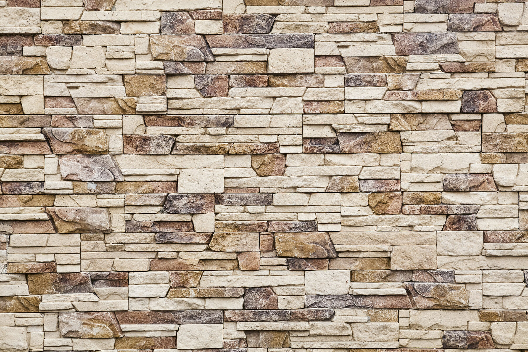 Stone Wall Mural 8-panel Photomural Indoor Vinyl Coated Paper Faux Materials