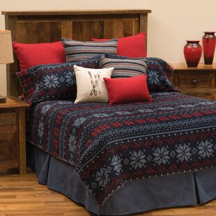Wooded River Nordic Duvet Cover Collection