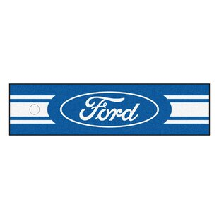 Ford - Ford Oval Putting Green Mat ByFANMATS