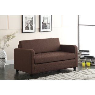 Sacks Adjustable Loveseat by Ebern Designs