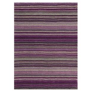 Purple Striped Rugs You Ll Love Wayfair Co Uk