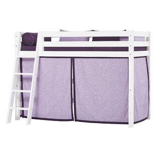 European Single Mid Sleeper Bed By Hoppekids