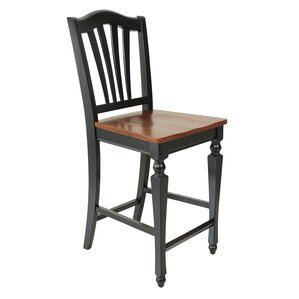Lavonna Modern Solid Wood Dining Chair by..