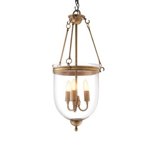 Cameron 3-Light Urn Pendant by Eichholtz