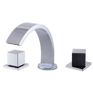 Alfi Brand Widespread Bathroom Faucet
