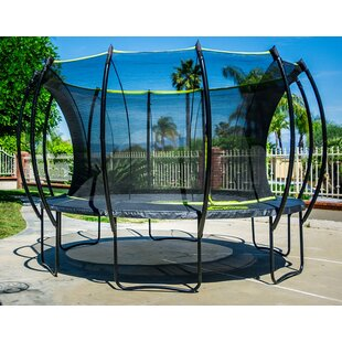 SKYBOUND Stratos 14' Trampoline with Safety Enclosure