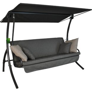 Leaver Swing Seat With Stand Image
