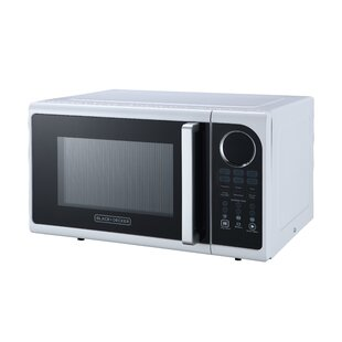 Pull Handle 19 0.9 cu.ft. Pull Handle Countertop Microwave