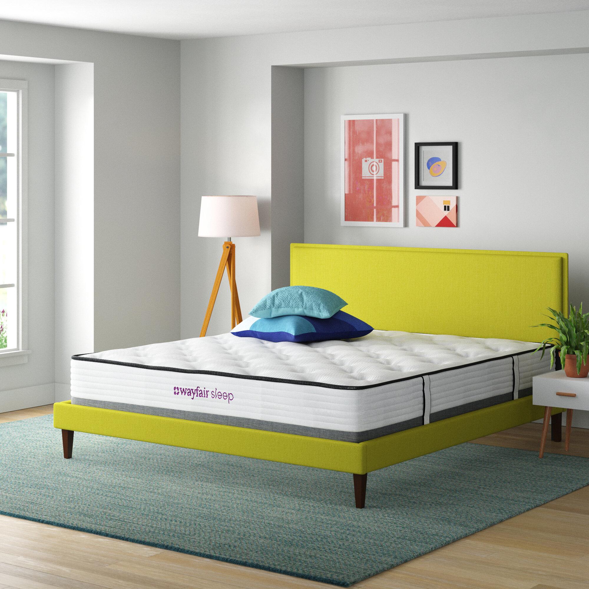 Wayfair Sleep 12 Medium Plush Hybrid Mattress Reviews Wayfair