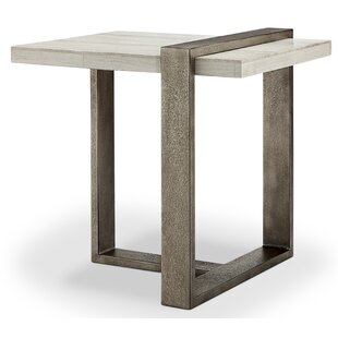 Union Rustic Munoz End Table