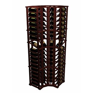 Designer Series 72 Bottle Floor Wine Rack..