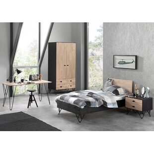 Elder 4 Piece European Single Bedroom Set By Isabelle & Max