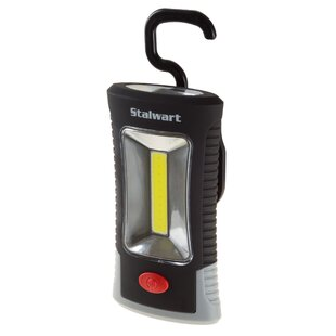 Stalwart COB LED Compact Work Flashlight