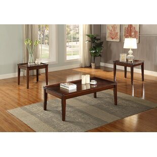 Red Barrel Studio Pauline 3 Piece Coffee Table Set