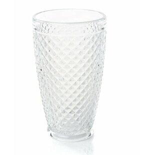 Rohit 17 oz. Glass Highball Glasses (Set of 6)