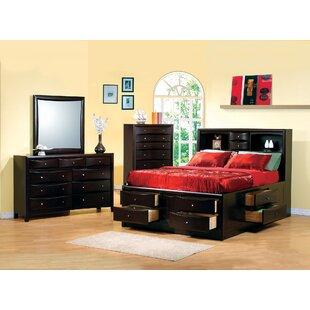 Crowson Storage Platform Bed