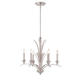 Designers Fountain Grand Plazza 6-Light Chandelier