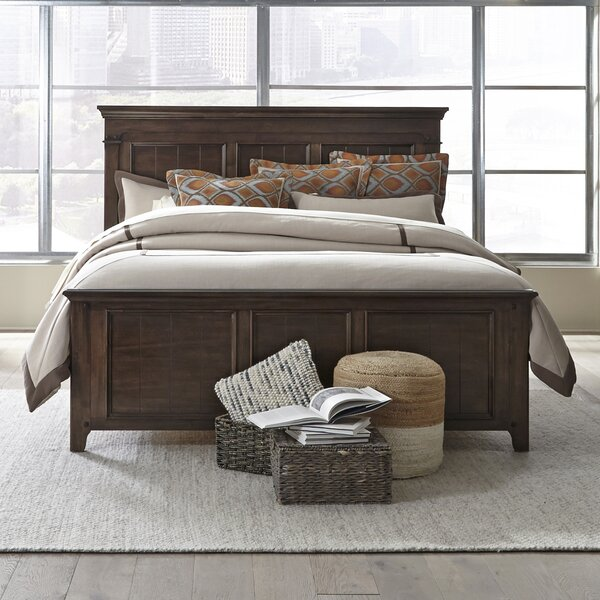 Earby Panel Bed Wayfair