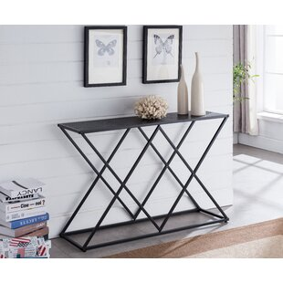 Hoeft Console Table by Ebern Designs