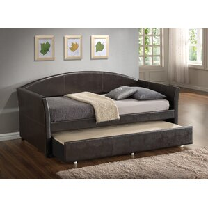 ridgecrest daybed with trundle - Leather Daybed
