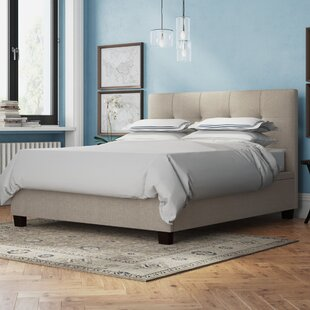 Oswego Penong Upholstered Ottoman Bed Frame By ClassicLiving