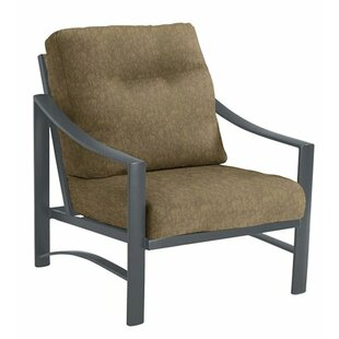 Kenzo Patio Chair with Cushions by Tropitone