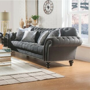 Humboldt Button Upholstered Sofa