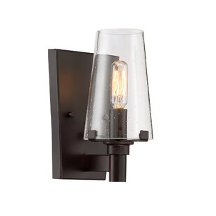Looking for Taraji 1-Light Wall Sconce By Mercer41