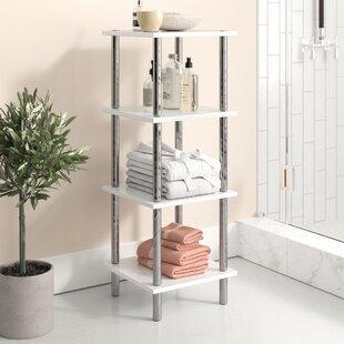 Silverdown 39 X 107cm Bathroom Shelf By House Additions
