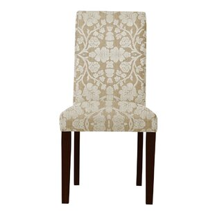 Lattimore Upholstered Parsons Chair (Set ..