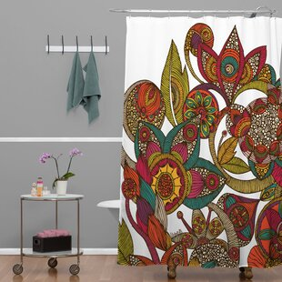 Olney Garden Ava Single Shower Curtain