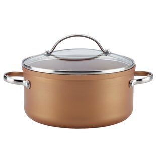 4 qt. Non-Stick Soup Pot with Lid