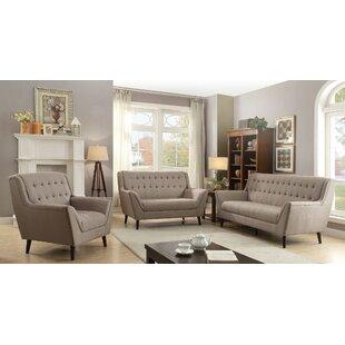 Find a Lewandowski Configurable Living Room Set by Latitude Run Reviews (2019) & Buyer's Guide