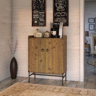 Ironworks Storage Cabinet by Kathy Ireland Home by Bush Furniture