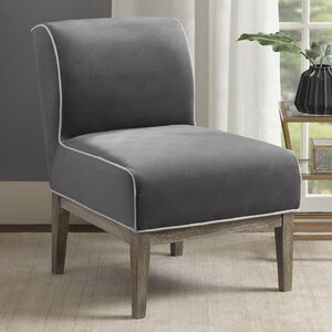 Gibson Occasional Slipper Chair by Madison Park Signature