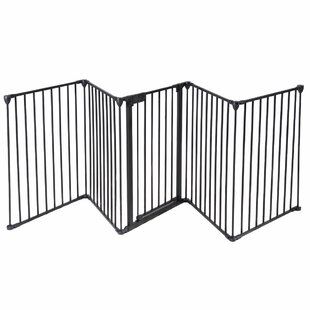 Safety Fence 10' X 2' (3.05m X 0.75m) Metal Gate By Symple Stuff