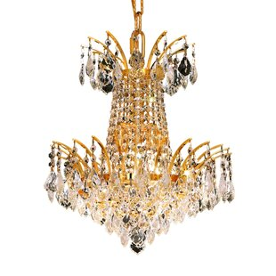 Phyllida 4-Light Empire Chandelier by Everly Quinn
