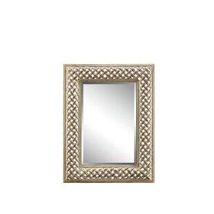 Bloomsbury Market Sander Rectangle Wall Mirror