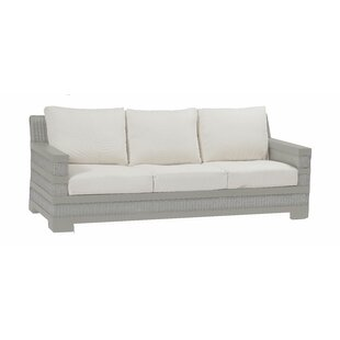 Sierra Patio Sofa with Cushions by Summer Classics