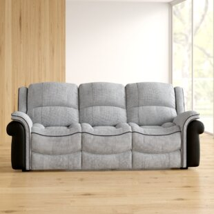 Cowling 3 Seater Reclining Sofa By Brayden Studio
