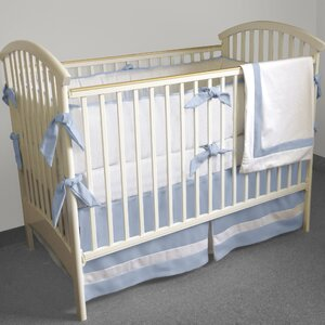 Jake 4 Piece Crib Bedding Set