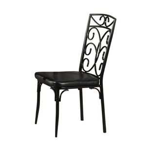 Giraldo Upholstered Dining Chair (Set of ..
