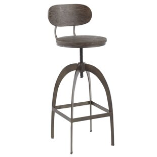 Chambord Adjustable Height Bar Stool by L..